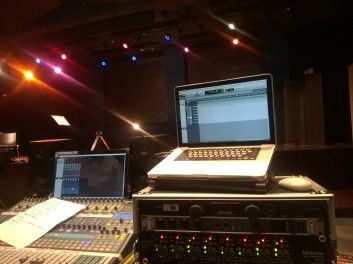 Setup recording live