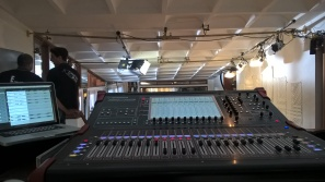 Guaco Live recording with SD9