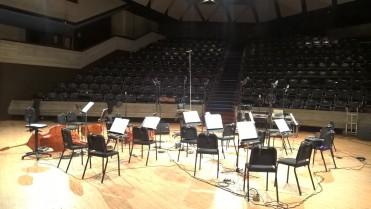 Setup recording strings