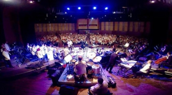Big Band Maracaibo with Ilan Chester