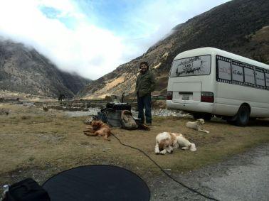3500 mts altitud recording