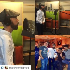 Melamed Voice record