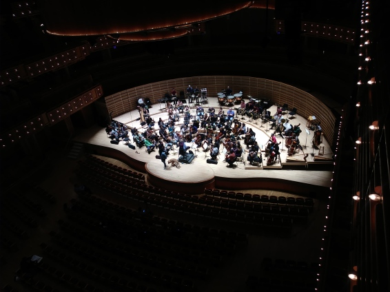 Arsht Center with MISO